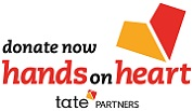 Hands on Heart - Donate Now
